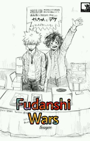 Fudanshi Wars (Katsudeku)  by tessyoc