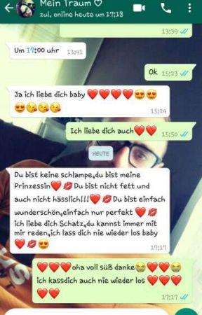 Whatsapp ich liebe dich