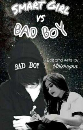 Smart Girl vs Bad Boy by Vibisheyna