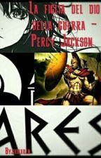 La figlia del dio della guerra - Percy Jackson  by _karen_malfoy_