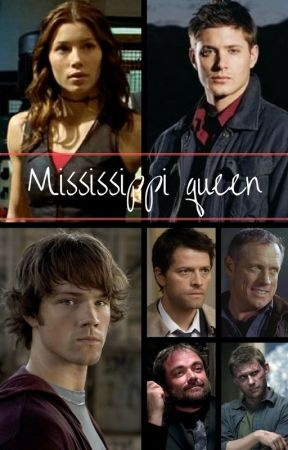 Mississippi Queen (Sam & Dean Winchester x Abigail Whistler) by insaneredhead