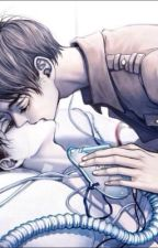 Please don't go LevixEren by Ayumi-