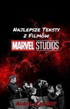 Najlepsze Teksty z Filmów MARVEL Studios by Adris_Rogers