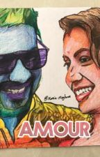 AMOUR (continuation from other story LOVE IS....) completed  by MeghnaKaria