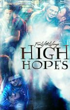 High Hopes • Stucky by FoxWithWings