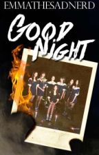 Good Night   Dreamcatcher by emmathesadnerd
