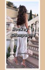 Hockey & Champagne| A.Matthews by alwaysadoll