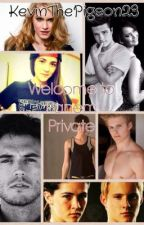 Welcome to Panem Private (Clato, Katniss/Peeta) by KevinThePigeon23