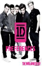 ONE DIRECTION PREFERENCES (BOYxBOY) by DemiLover92