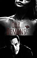 Our Demons {Kai Parker} by AlgonquinQueen