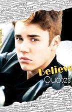 Believe Frases ➳ Justin Bieber by boringrauhl