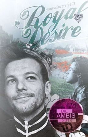 Royal Desire - Larry Stylinson #SpringAwards18 by yourssincerely1D