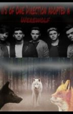 1/5 of one direction adopted a werewolf by amaZAYN11182013