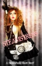Steamstress by Jilleigh