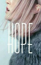 Hope.  by CxmilleMendes