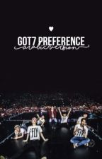 GOT7 preference [ Arabic Ver ]. by heroyou