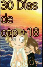 ✔⚠30 Días De Otp +18 ⚠✔ [GOLDDY] by cuki-chan