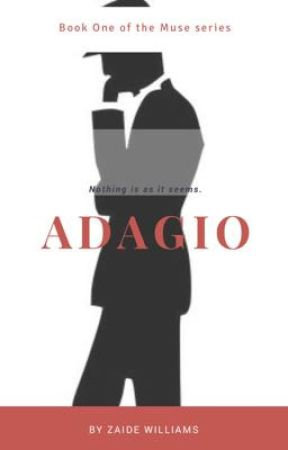 Adagio (Book One of the Muse series) by zaidewilliams