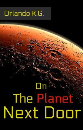 On The Planet Next Door (#MyHandmaidsTale) by OrlandoKG