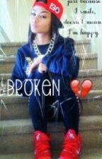 ♀Broken♂ by Basketball415