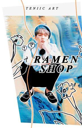 ramen shop   closed forever. by ramennoodlesss