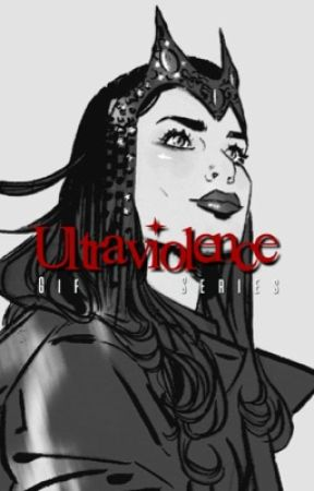 ULTRAVIOLENCE ➔ GIF SERIES by -DCMarvelCommunity