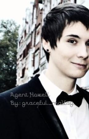 Agent Howell  by graceful_malfoy