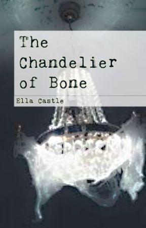 Chandelier of Bone by ayselbear