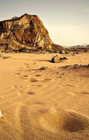 Todos queremos agua en el desierto by KervinCruz1