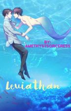 Leviathan (Ereri Mermaid AU) by Strawberry_Trash