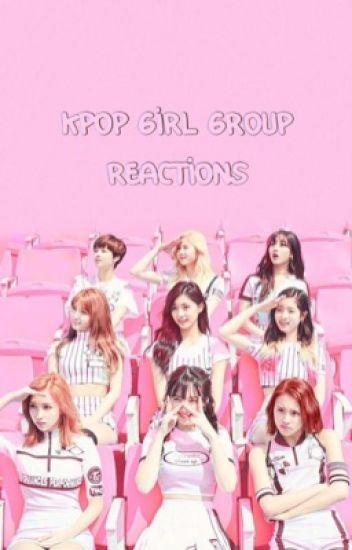 KPOP Girl Group Reactions, Scenarios, Imagines - summer is here