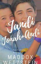 Jandi: Jonah+Andi by MaddsMadnessYoutube