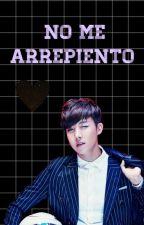 No me arrepiento♥ by Mrshope1