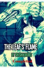 The Leaf's Flame (Sequal to SLS) (Gaara Love Story) by Shishikibobs