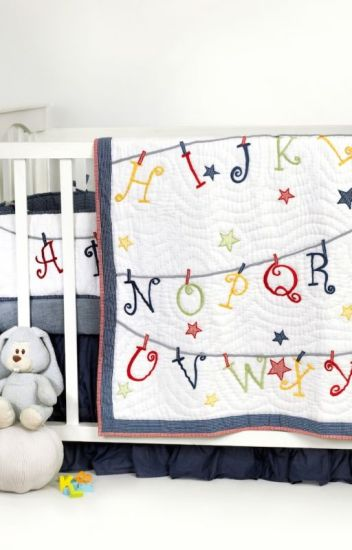 Baby Bedding Collections Little West Street
