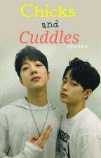 Chicks and Cuddles [bxb] by eyestoice