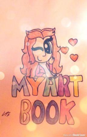My Art Book ^w^ by ASH3D5