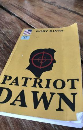 Patriot Dawn by roryblyth