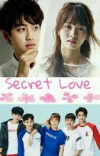 SECRET LOVE (KYUNGSOO) by aprlrsm