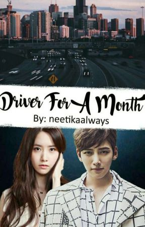 Driver for a Month by neetikaalways