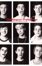 Old Magcon Preferences by Mendes_lil_muffin