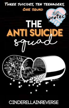 The Anti Suicide Squad ||Wattys 2017 by xxscentedlettersxx