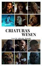 Criaturas Wesen || GRIMM - Contos de Terror  by Brooke_Hyland8