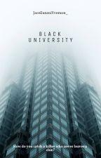 Black University by AshExtasia_
