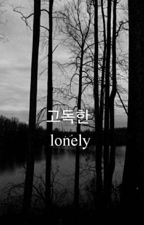 lonely ; yoonmin by -darkcielo
