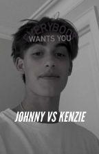 Johnny VS Kenzie by NoviarLando