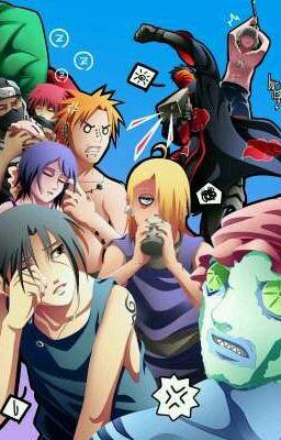 [ Naruto Fanfic ] Chuyện hài về gia đình Akatsuki