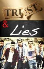 Broken trust & Lies  Harry Styles by M_A_D_D_Y