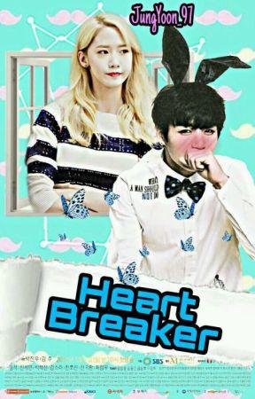 Heartbreaker + J.J.K by JungYoon_97