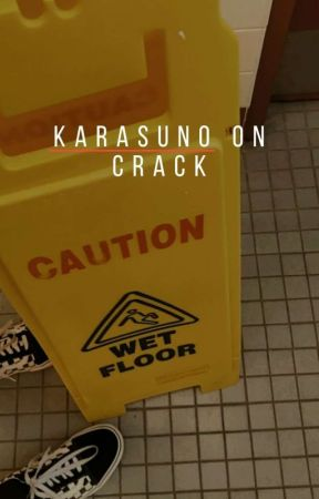 karasuno on crack (haikyuu scenarios)(Open For Requests